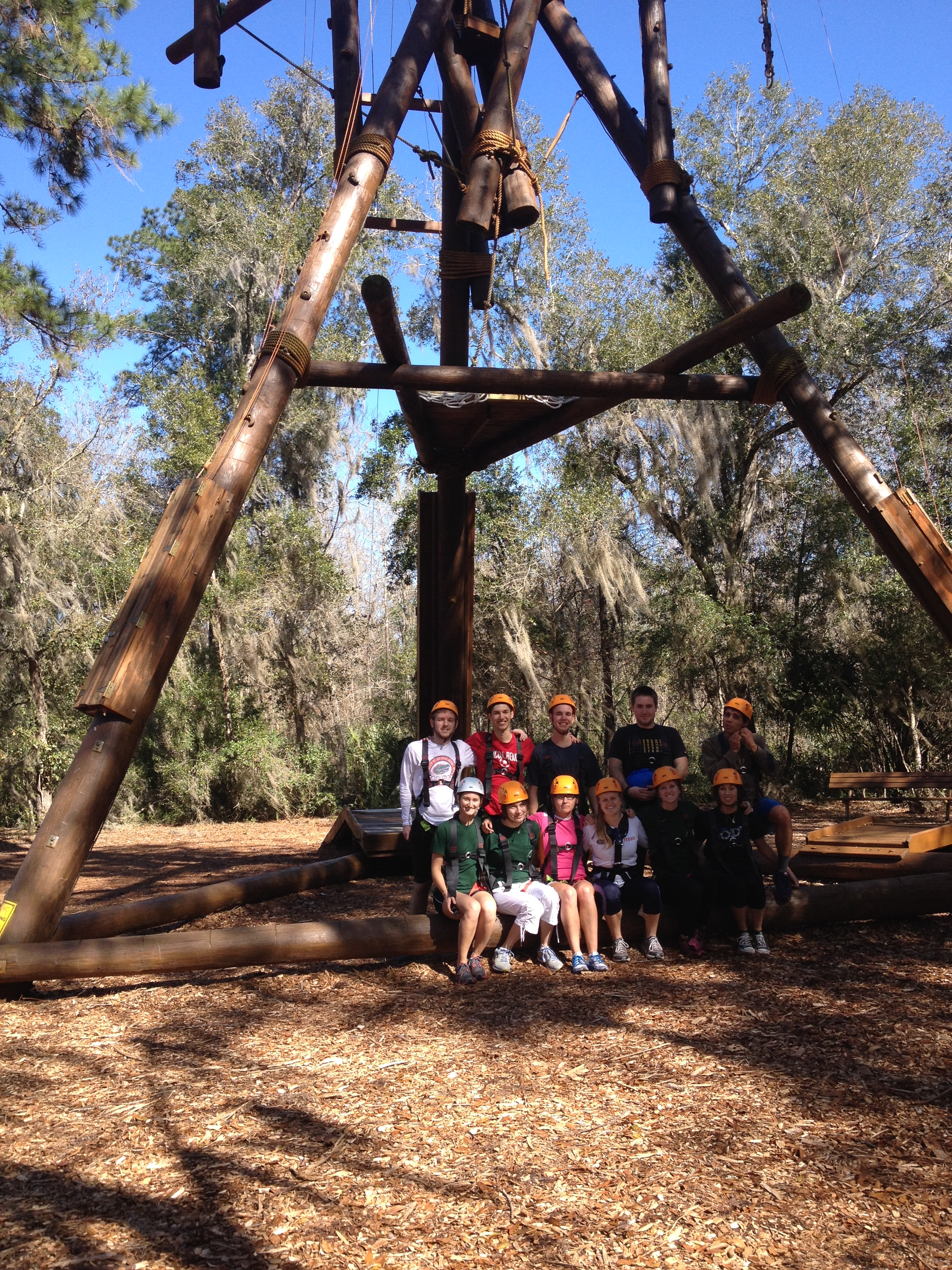geography club tower 2014