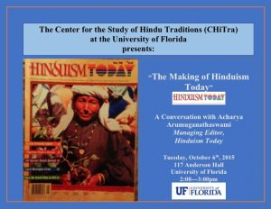 The Making of Hinduism Today