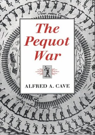 book cover of The Pequot War