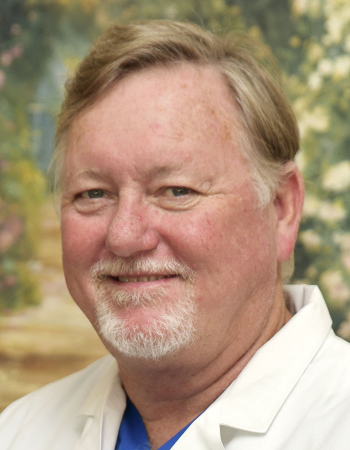 Fred Thurston '76, DDS'79