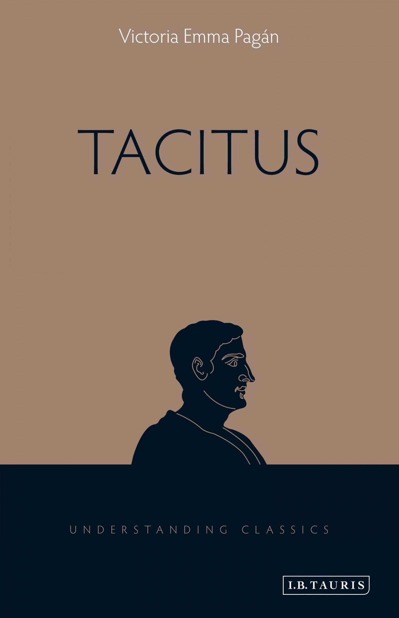 book cover for Tacitus