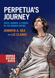 book cover for Perpetua's Journey