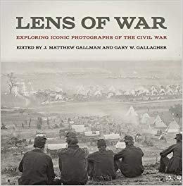 book cover for Iconic Photographs of Civil War