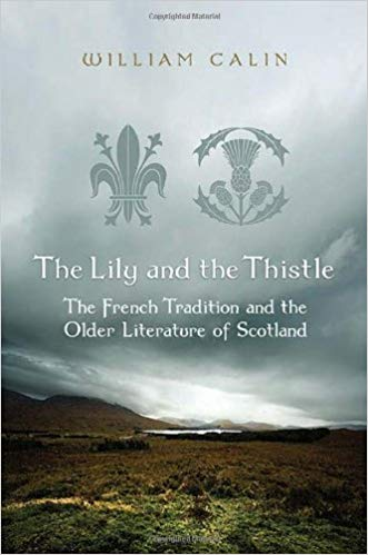 book cover for The Lily and the Thistle