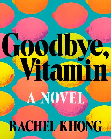 book cover for Goodbye, Vitamin