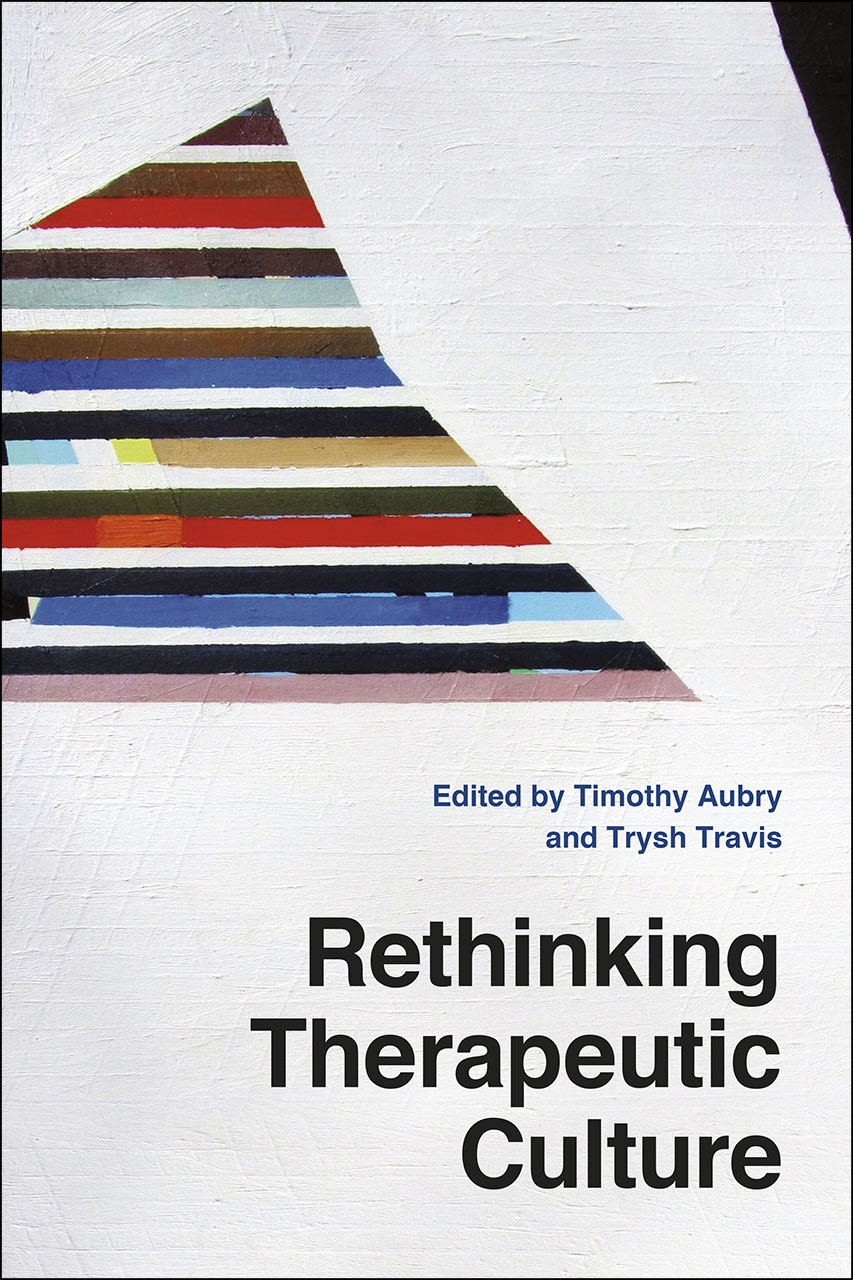 book cover for Rethinking Therapeutic Culture