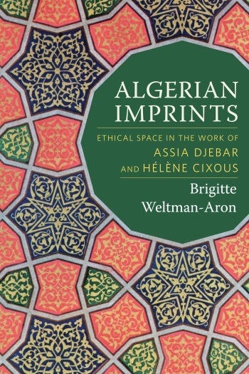book cover for Algerian Imprints