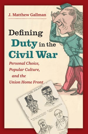 book cover for Defining Duty