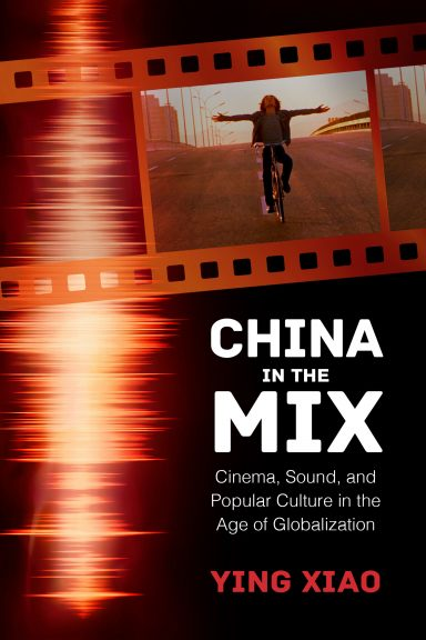 book cover for China in the Mix