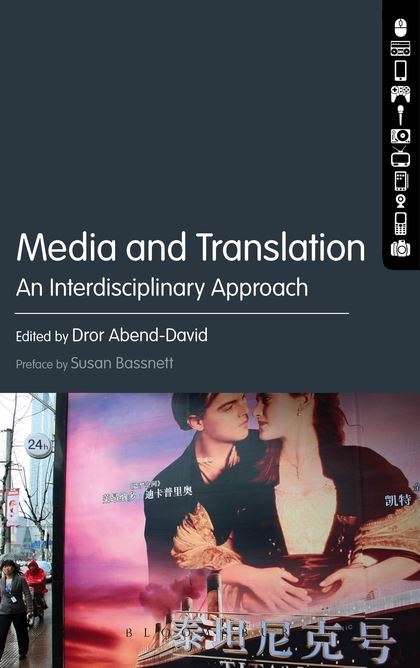 book cover of Media and Translation: An Interdisciplinary Approach