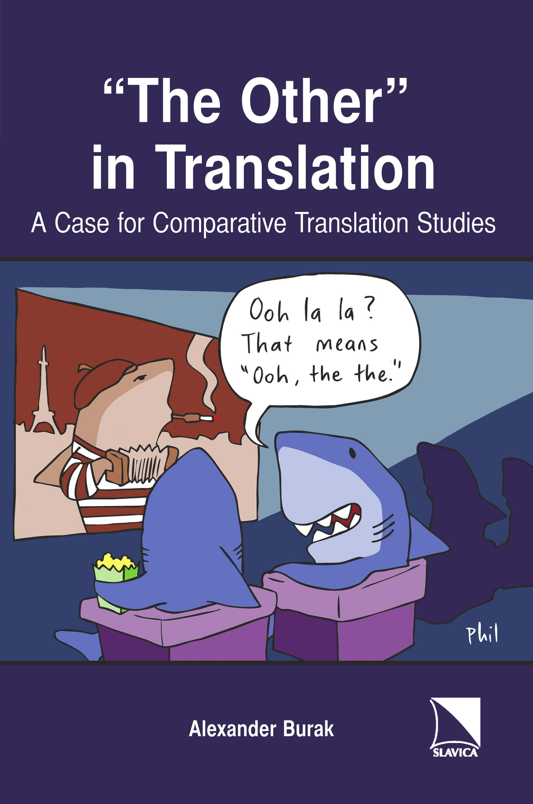 book cover of The Other in Translation: A Case for Comparative Translation Studies