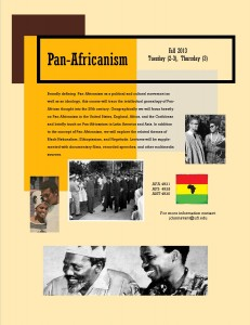 PanAfricanismCourse